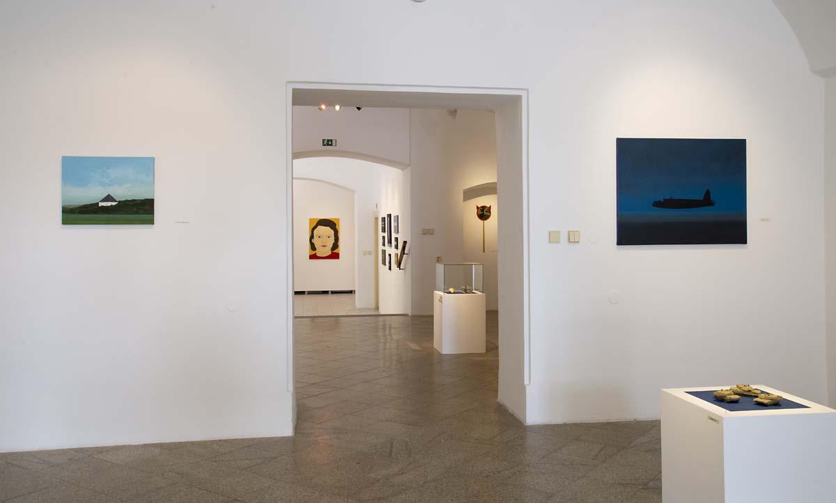 Jan Wolfchen Vlček - Galerie města Plzně